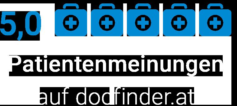 docfinder-Patientenmeinungen